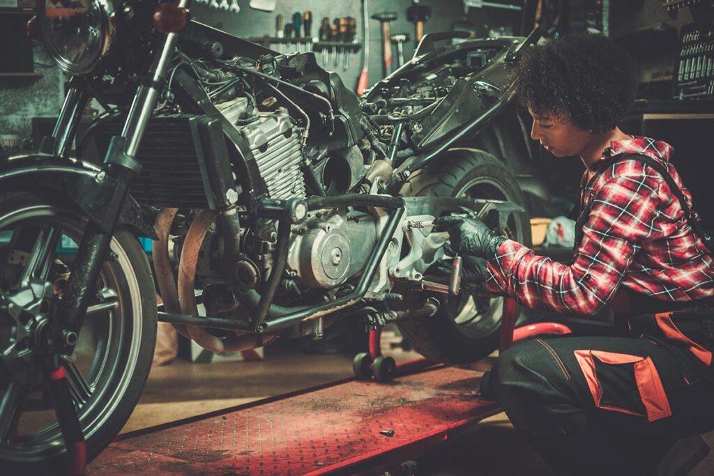 CBD Repair Harley